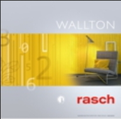 Carta da parati verniciabili Wallton Rasch - AERREe