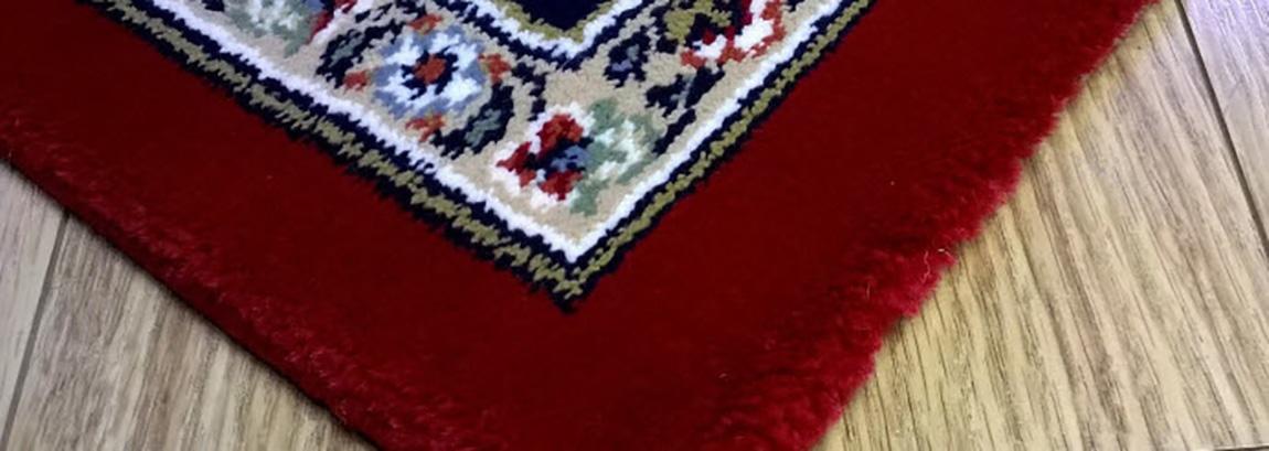 tappeti hali particolare