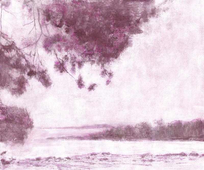 Pannello murale decorativo Ode Legend Garnet - AERREe