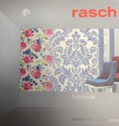 Carta da parati Rasch Florentine Cover 6717786 - AERREe