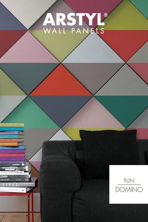 NMC Arstyl wall panel Fun Domino 7179560 - AERREe
