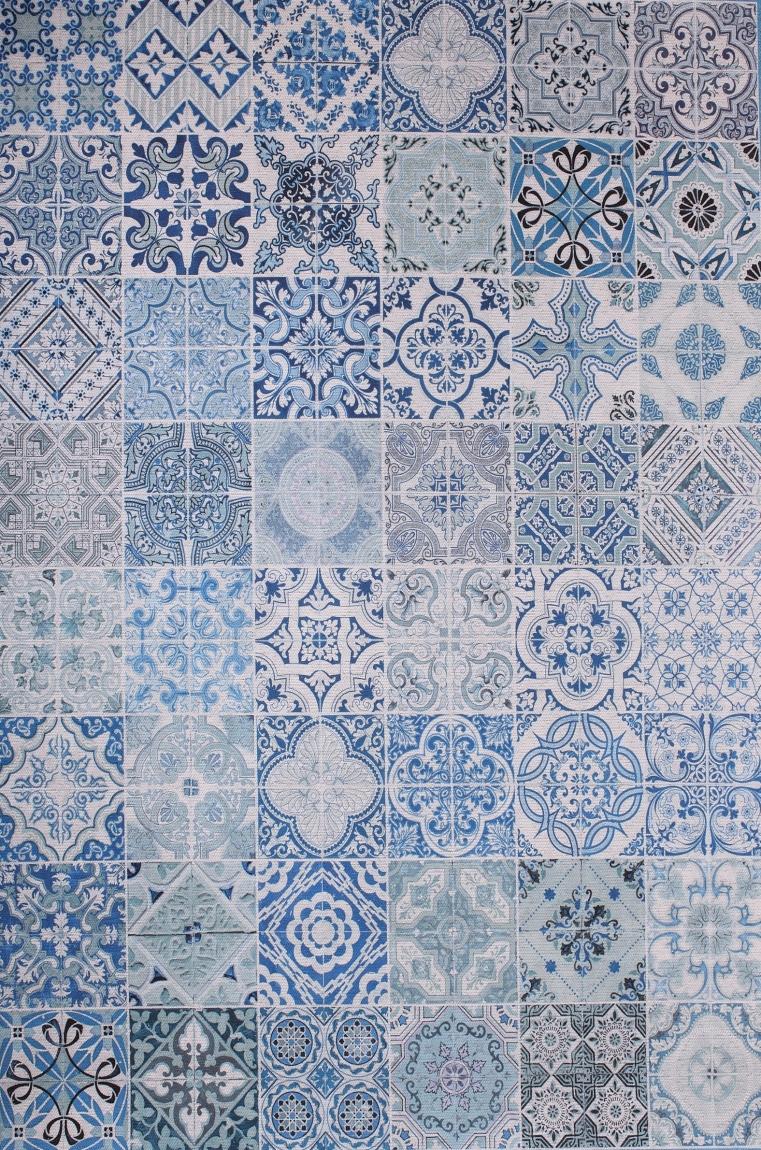 Tappeto Sicily blue - AERREe