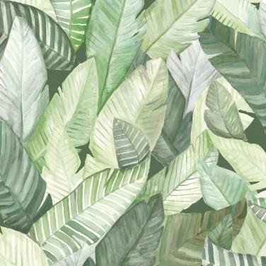 Carta da parati Banano Verde 5900022 - Anima Coordonne - AERREe