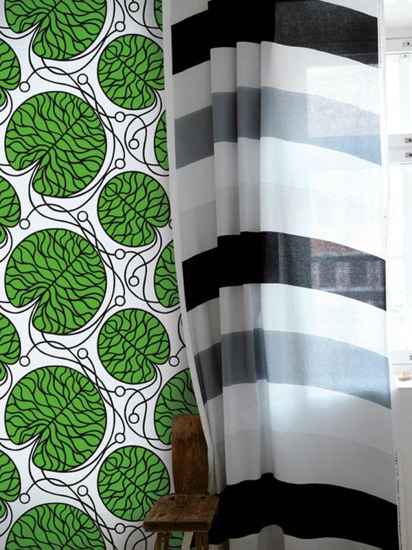AERREe - Carta da Parati Marimekko Essential 14130 Bottna - ambientazione