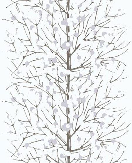 Carta da parati Marimekko Essential 13022 Lumimarja - AERREe
