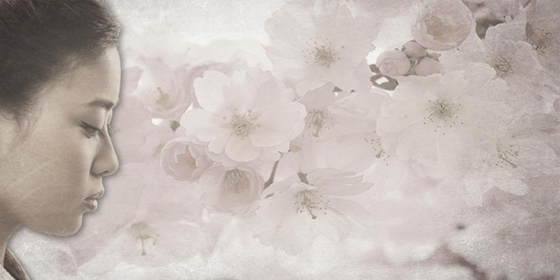 Pannello murale personalizzato Fondo fiori - AERREe