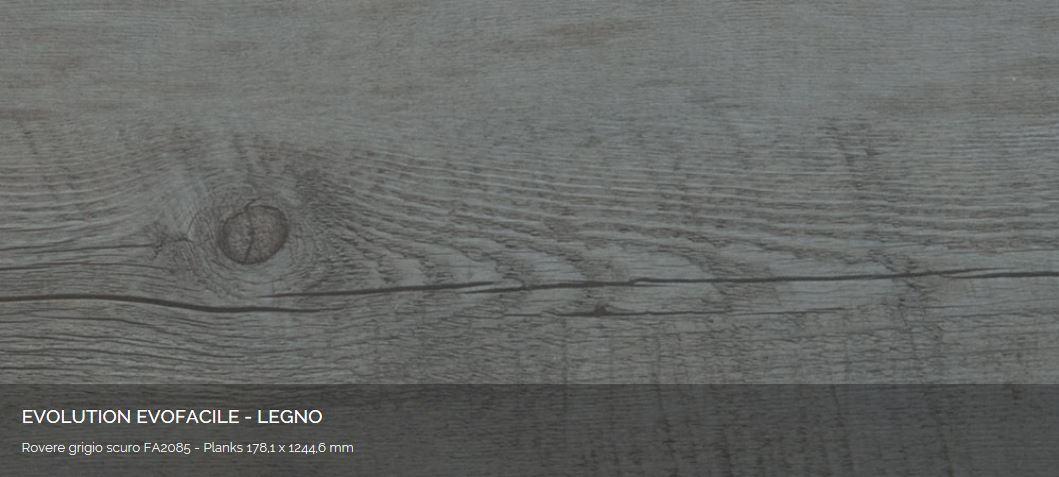 Evolution EvoFacile Rovere grigio scuro FA2085 AERREe