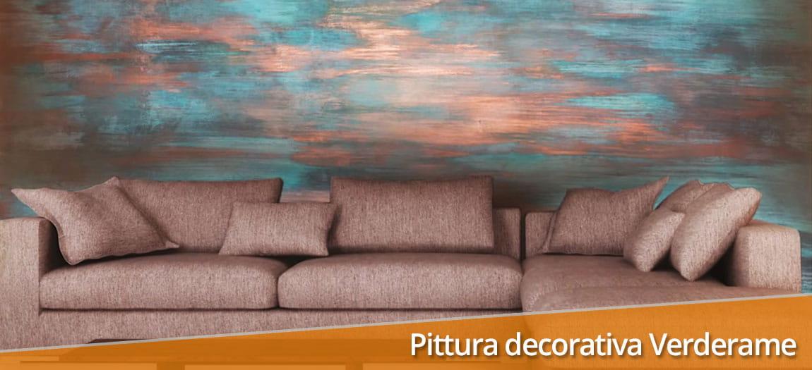 Pittura decorativa Verderame - AERREe