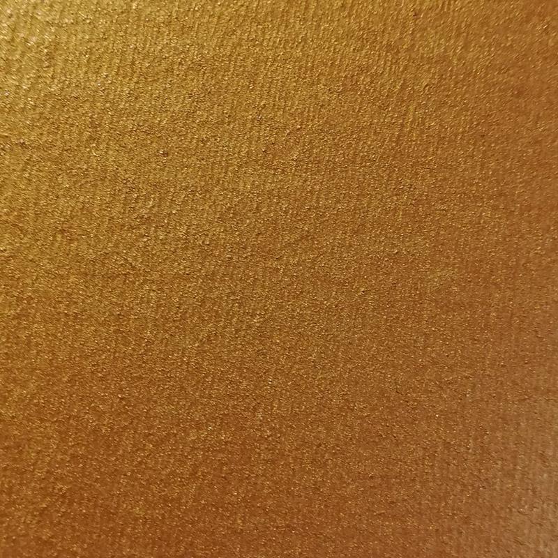pittura metallica zeus oro rosso dettaglio