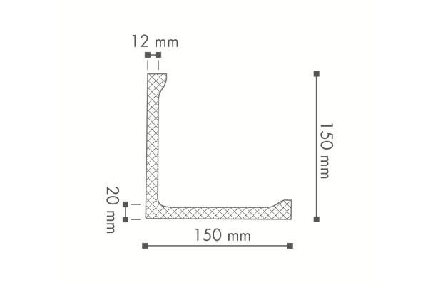 cornici per illuminazione led Nmc Arstyl L1 caratteristiche AERREe
