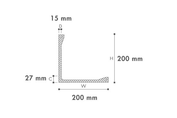 cornici per illuminazione led Nmc Arstyl L5 caratteristiche AERREe