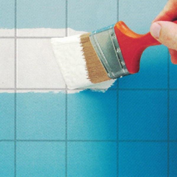 Smalto per piastrelle tecnoceramic univer pittura per for Smalto per piastrelle