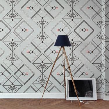 Carta da parati Limonta Pix Art Geometrie mini Limonta Milano AERREe