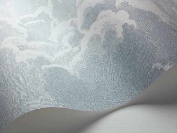 Carta da parati Fornasetti Nuvole al tramonto 114-3006 dettaglio AERREe