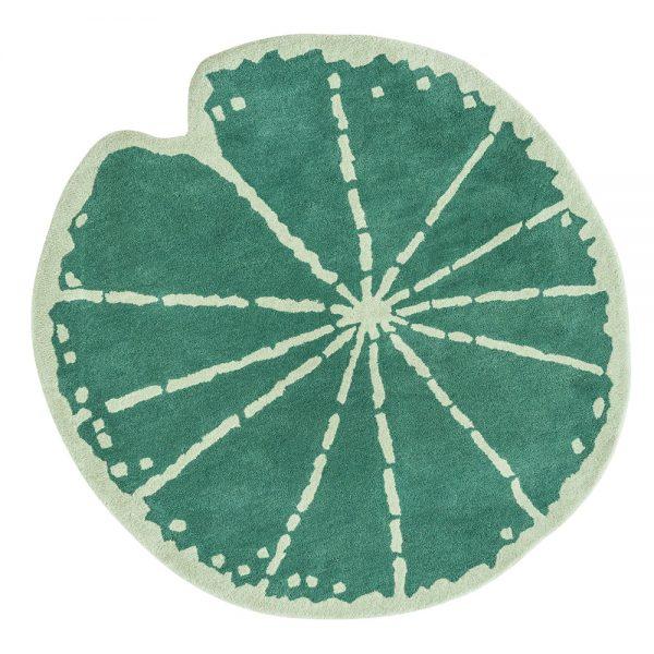 Tappeto per bambini ninfea Villanova Lily Pad River RG2027 AERREe
